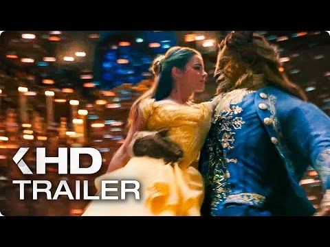 BEAUTY AND THE BEAST International Trailer (2017)