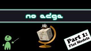 No Edge: The Shape of the Universe. (Part 1: Flat Models)