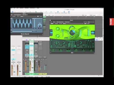 How to make an Avicii Seek Bromance synth sound