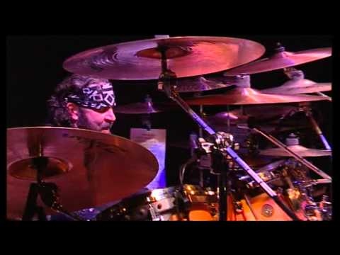 A. J.  Pero -  Drum Solo