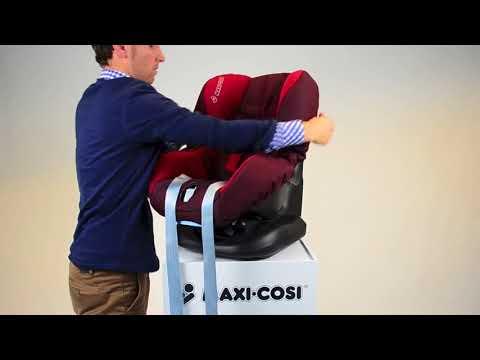 Maxi-Cosi Priori SPS | группа 1 | как надеть чехол | EN