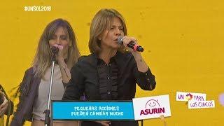 Marcela Morelo cantó sus clásicos en #unSol2018