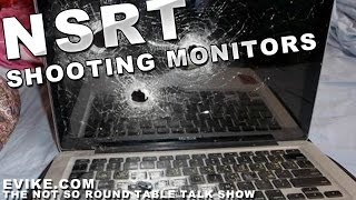 """Airsoft """"not So Round Table"""" Ep. 62 - Kid Shoots Monitor! - Evike Tv"""