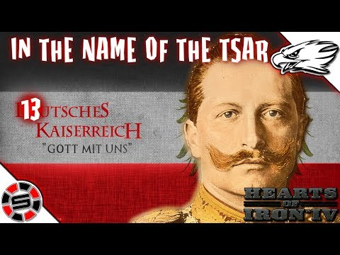 HOI IV ~ In The Name Of The Tsar ep13 ~ Russo-Japanese War