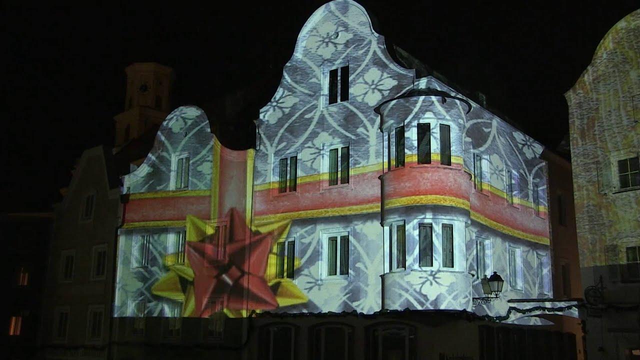 Weihnachtsshow 2015 Lichtspiele Schärding-Neuhaus - YouTube