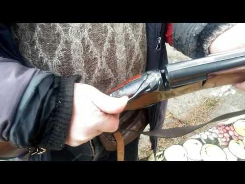 Предпродажный обзор штучного ружья ИЖ-12