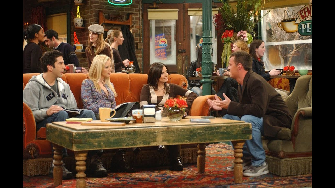 'Friends' reunion trailer: Jennifer Aniston says producer doubted ...