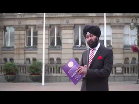 My Story-Our Journey   Exhibition   Sangat TV   Birmingham Museum & Art Gallery   30th July 2017