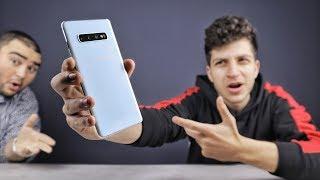 Samsung Galaxy S10+ | تجربه اوليه مع يحيي رضوان !!