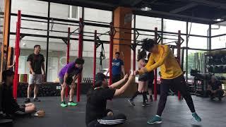 6월 2주차 [ Vlog / Crossfit / 운동 / comptrain / 김포 / 크로스핏 / 개발자 / 브이로그]