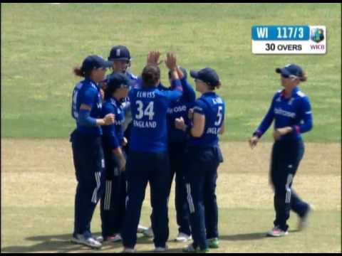 Stafanie TAYLOR BAT West Indies vs  England 4th ODI at Sabina Park