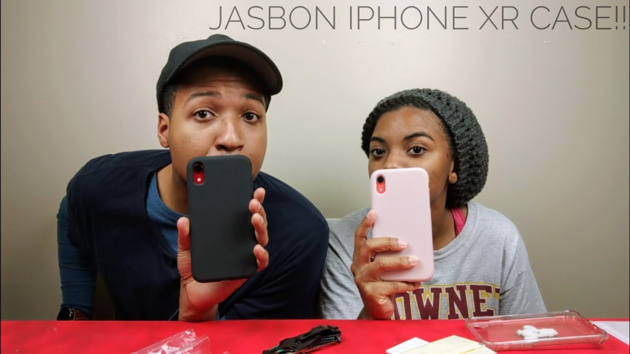 new concept b8381 7b61c Jasbon iPhone XR Case Review!