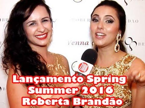 TV ZINE 576 ::  Spring Summer  Roberta Brandão