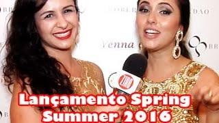Baixar TV ZINE 576 :: Lançamento Spring Summer 2016 Roberta Brandão