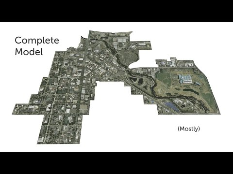 3D Basecamp 2016 – Cities & SketchUp: Planning for the futur