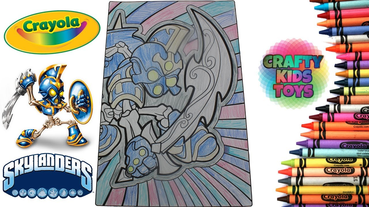 Skylanders Coloring Pages Earth Elements - Get Coloring Pages | 720x1280