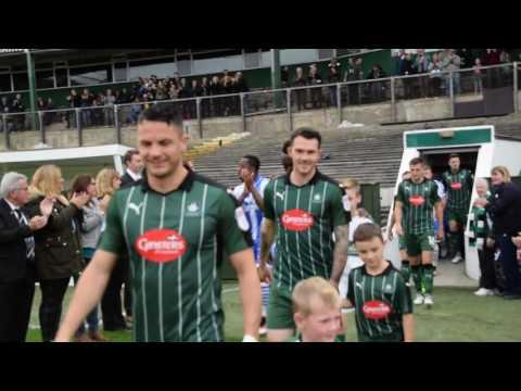 Matchday Moments - Argyle v Colchester