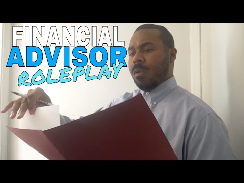 [ASMR] Financial Advisor Roleplay | Financial Planner with Pen Writing & Paper Sounds (Soft Spoken)