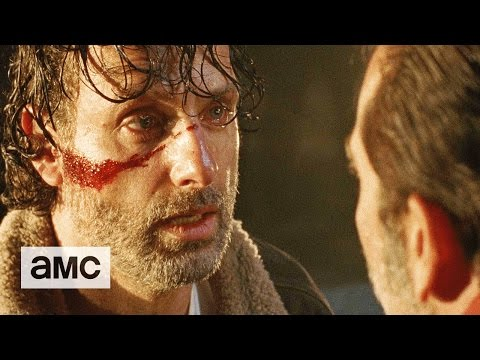 The Walking Dead: 'Right Hand Man' Season 7 Official Sneak Peek