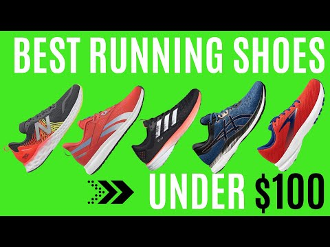 Best Running Shoes For Under $100 (2020)
