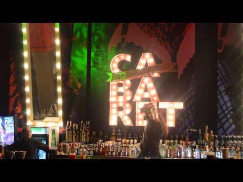 CABARET Bar Restaurante en Hacienda Santa Barbara