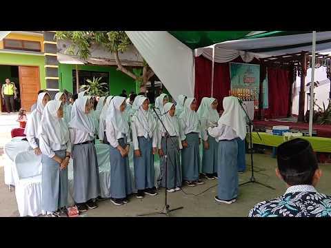 Paduan Suara SMAN 1 Mandirancan (MANESA CHOIR) - MARS MTQ