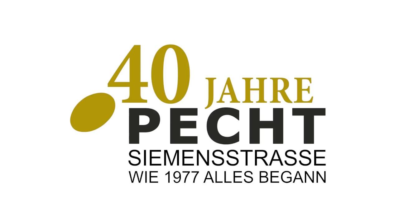 Eröffnung PECHT 1977