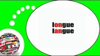 Французского видео урок = Фонетика на #