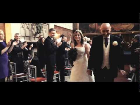 Maria & Nick Christmas Wedding Video