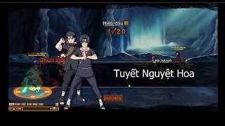 Ninja Wolrd Unlimited Ninja БЕРЕМ ИТАЧИ ШИСУИ !
