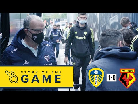 History of the game    Leeds United 1-0 Watford    A unique look at a vital victory on Elland Road