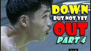 Down But Not Yet OUT 4! The Most Inspiring Comeback Wins in Boxing