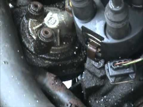 1997 Volkswagen Jetta - Oil Housing Unit Leak - YouTube