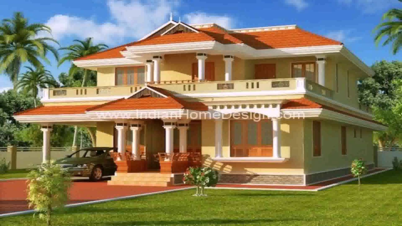 house front view indian style youtube