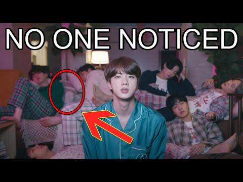 Things you didn't notice in BTS - Life Goes On