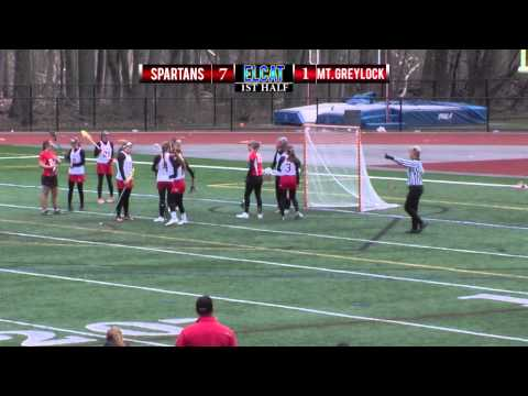 Spartans Varsity Girls Lacrosse vs. Mount Greylock