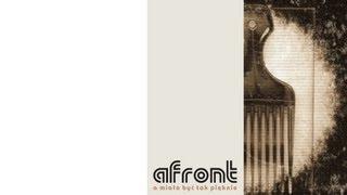 Afront - A miało być tak pięknie - prod. O.S.T.R.