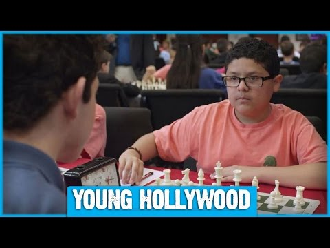 MODERN FAMILY's Rico Rodriguez Becomes a Chess Pro for Endgame!