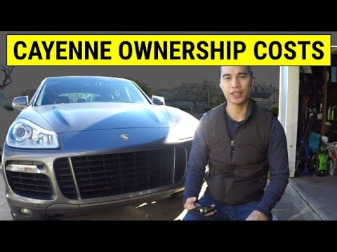 How Much Does It Cost To Own A Porsche Cayenne Turbo