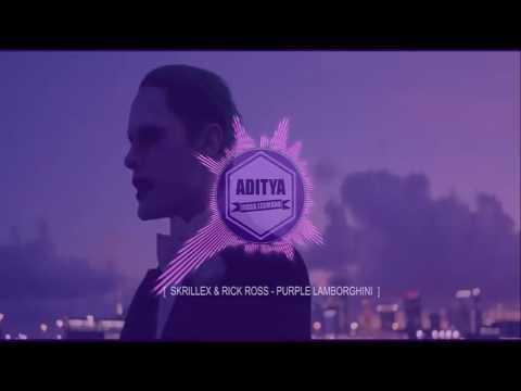Skrillex Rick Ross Purple Lamborghini Audio Spectrum Youtube