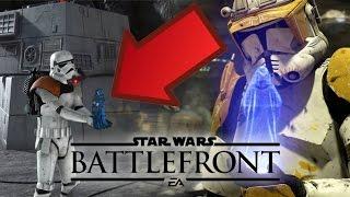 ORDER 66 - RECREATED in Star Wars Battlefront