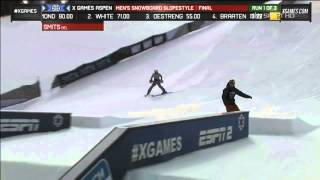 Best of Snowboarding: best of X-GAMES Aspen 2013, slopestyle final