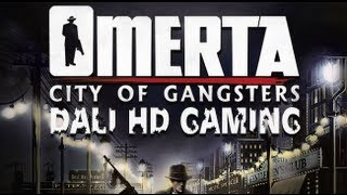Omerta City of Gangsters PC Gameplay HD