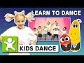 LEARN TO DANCE !| LARVA KIDS DANCE | SUPER BEST SONGS FOR KIDS