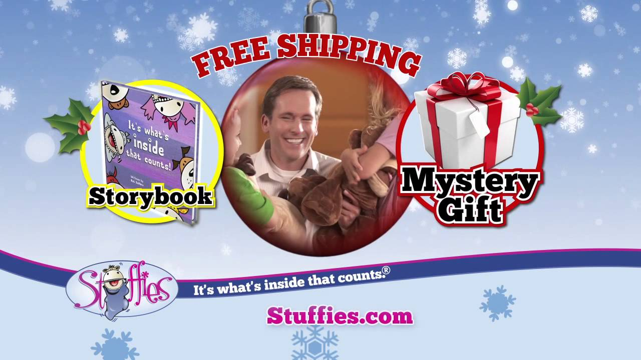 How Much Stuff Can You Stuff In A Stuffie Holiday Youtube