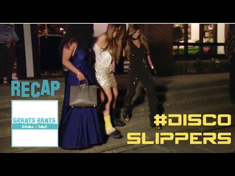 GR Small Talk: Real Housewives of New Jersey Season 8 Episode 13 #DiscoSlippers