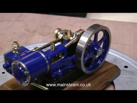 A REVIEW OF TWO STUART MODELS 10H STEAM ENGINES - IN THE WORKSHOP