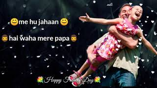 Miss U Dad Whatsapp Status In Hindi