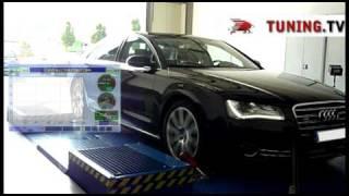 Tuning TV präsentiert: 1000Nm Audi A8 D4 4.2 TDI Quattro mit Chiptuning