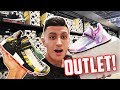 BEST ADIDAS OUTLET! PHARRELL NMD FOUND! 2 PAIRS!